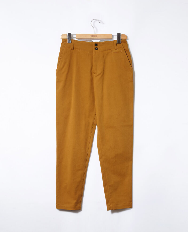 Chinos Golden brown Gabini