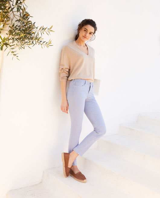 Skinny fit jeans RIBBON BLUE