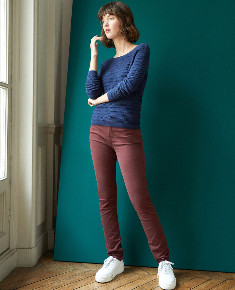 Slim fit jeans Decadente chocolate Goneto