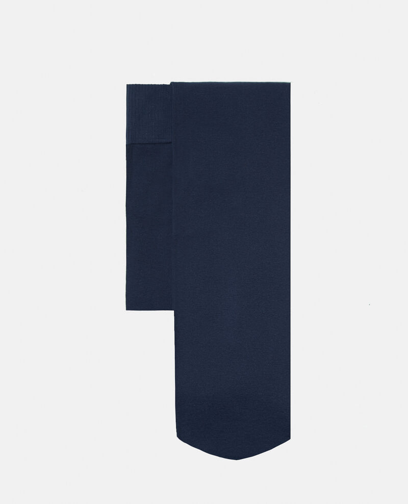 Opaque tights Blue Geng