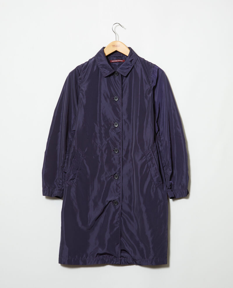 Waterproof coat Ink navy Ipremo