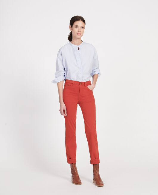 Straight-leg trousers KETCHUP
