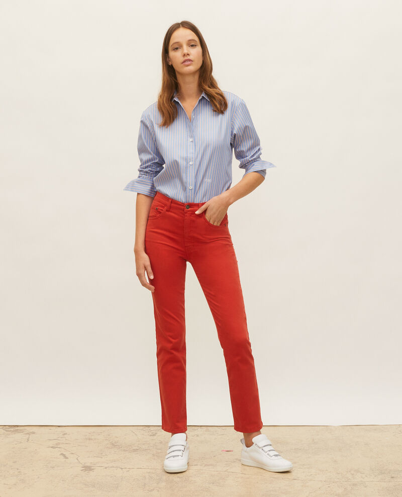 SLIM STRAIGHT - Straight jeans Ketchup Lozanne