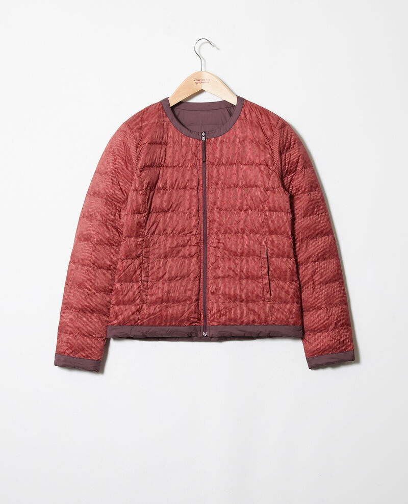 Iconic puffer jacket Dr cab/fudge Jillopa