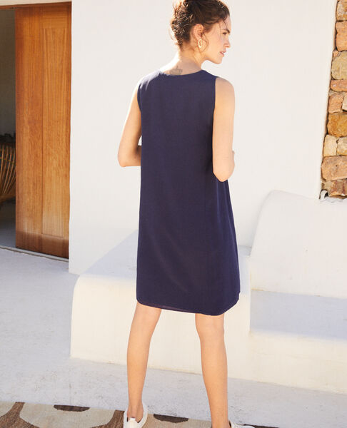 Comptoir des Cotonniers - Round neck dress - 4