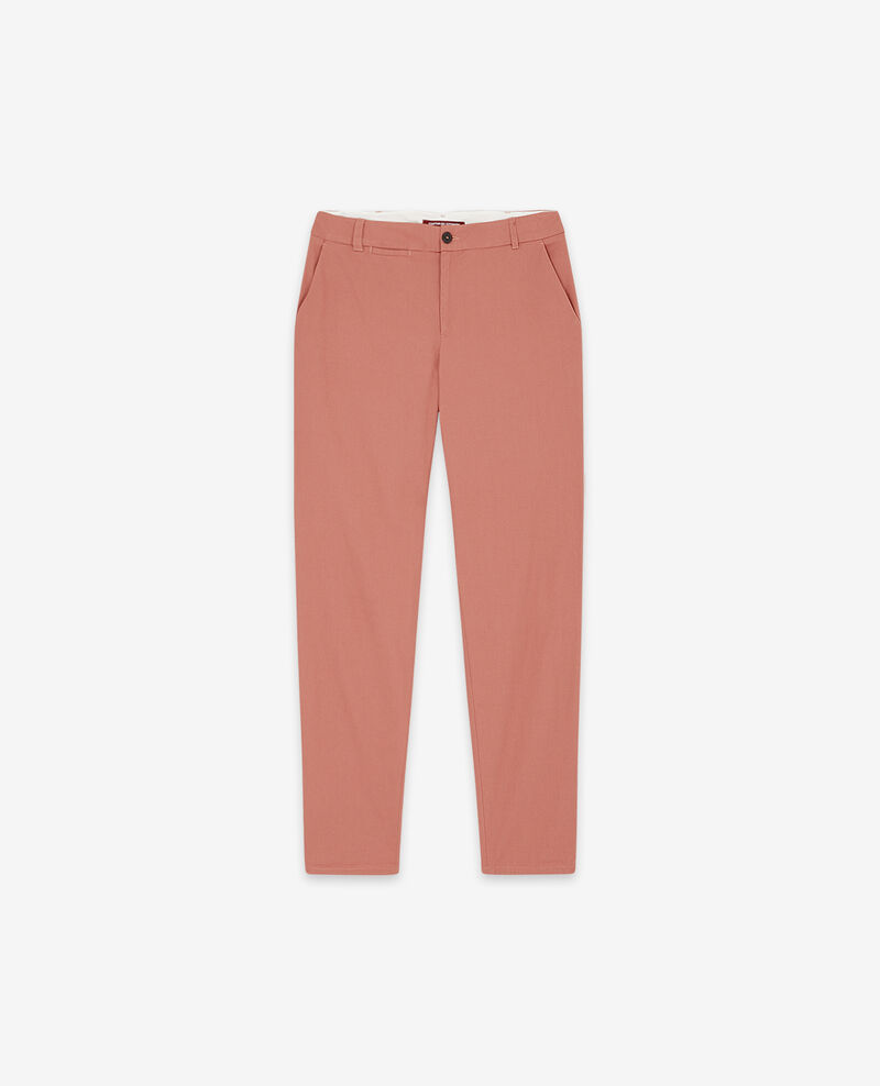 Chinos Rose clay Different