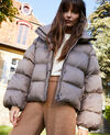 Oversize padded jacket Morel Jacoby