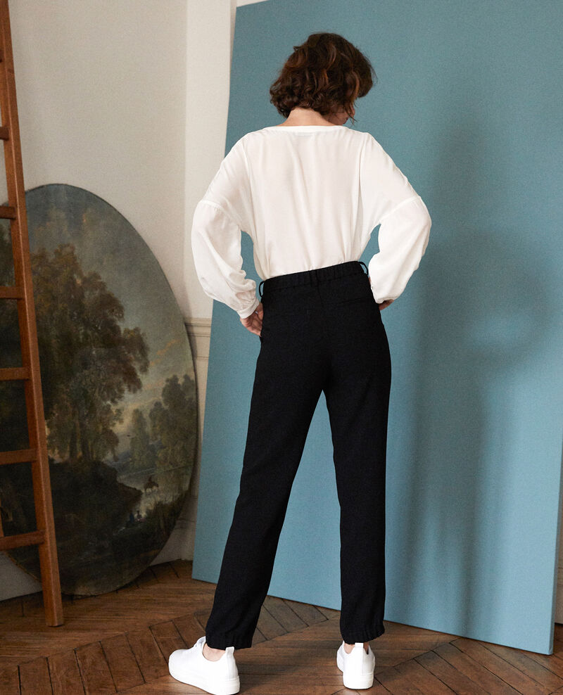 Suit-style trousers Black Girl