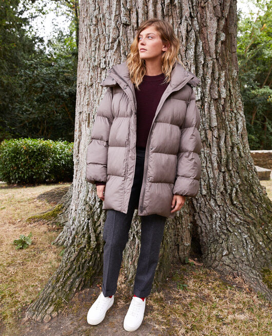 Extra large padded jacket MOREL
