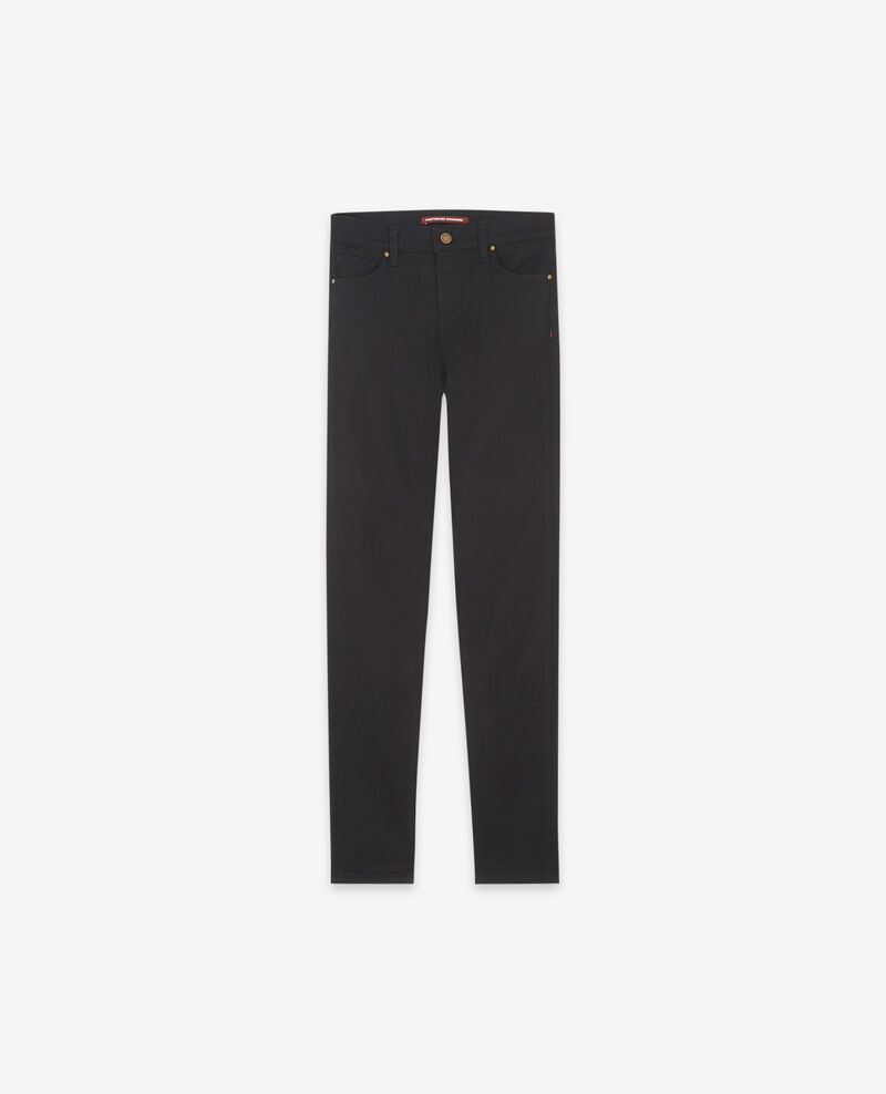 Regular skinny jeans Black Dorm