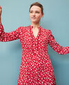 Tunic dress Earth red Gaetane