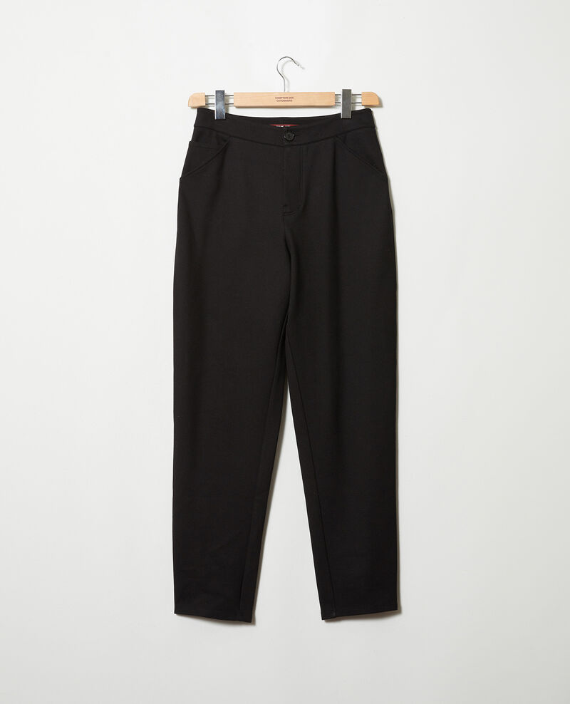 Carrot trousers Noir Jointi