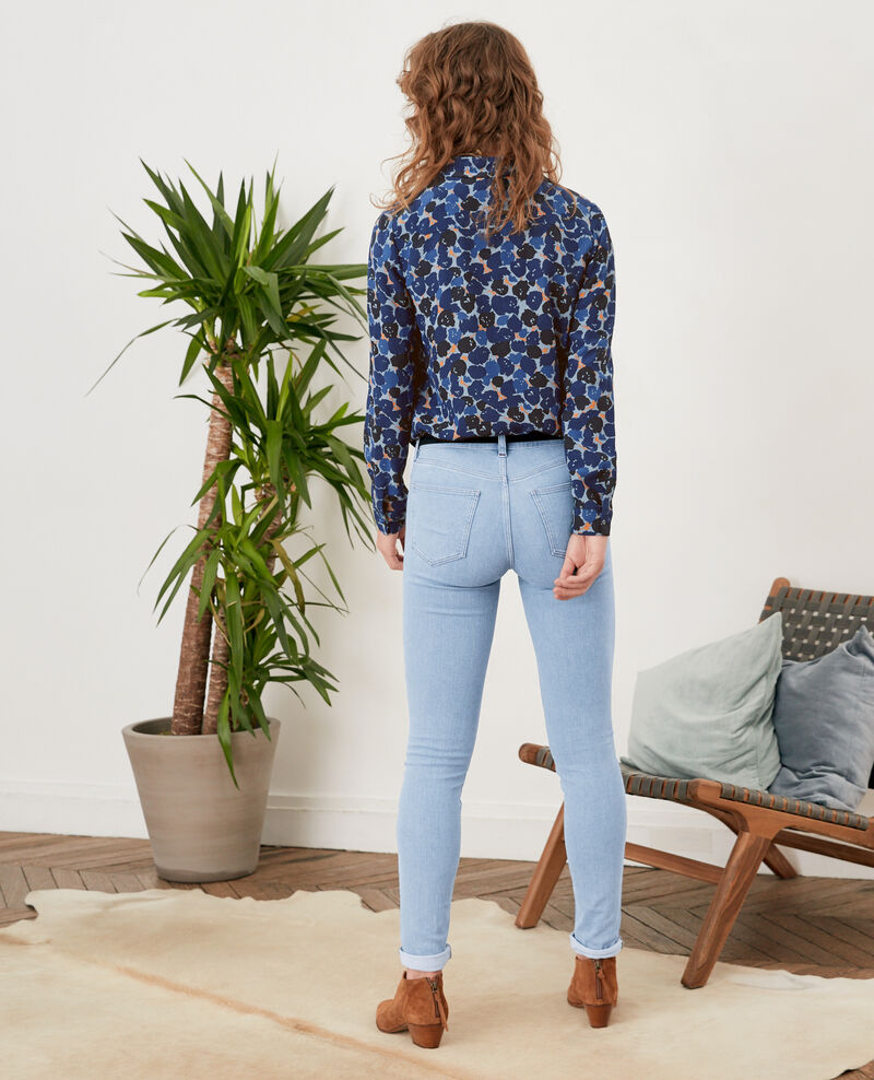 Skinny jeans California blue shade Fanage