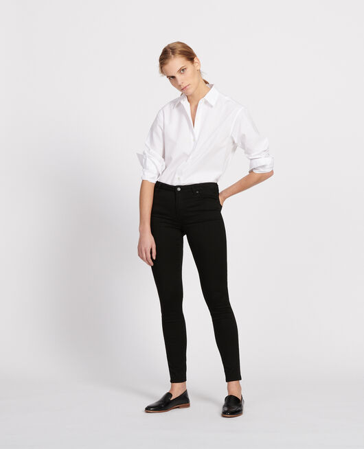 Fashion-fit jeans NOIR