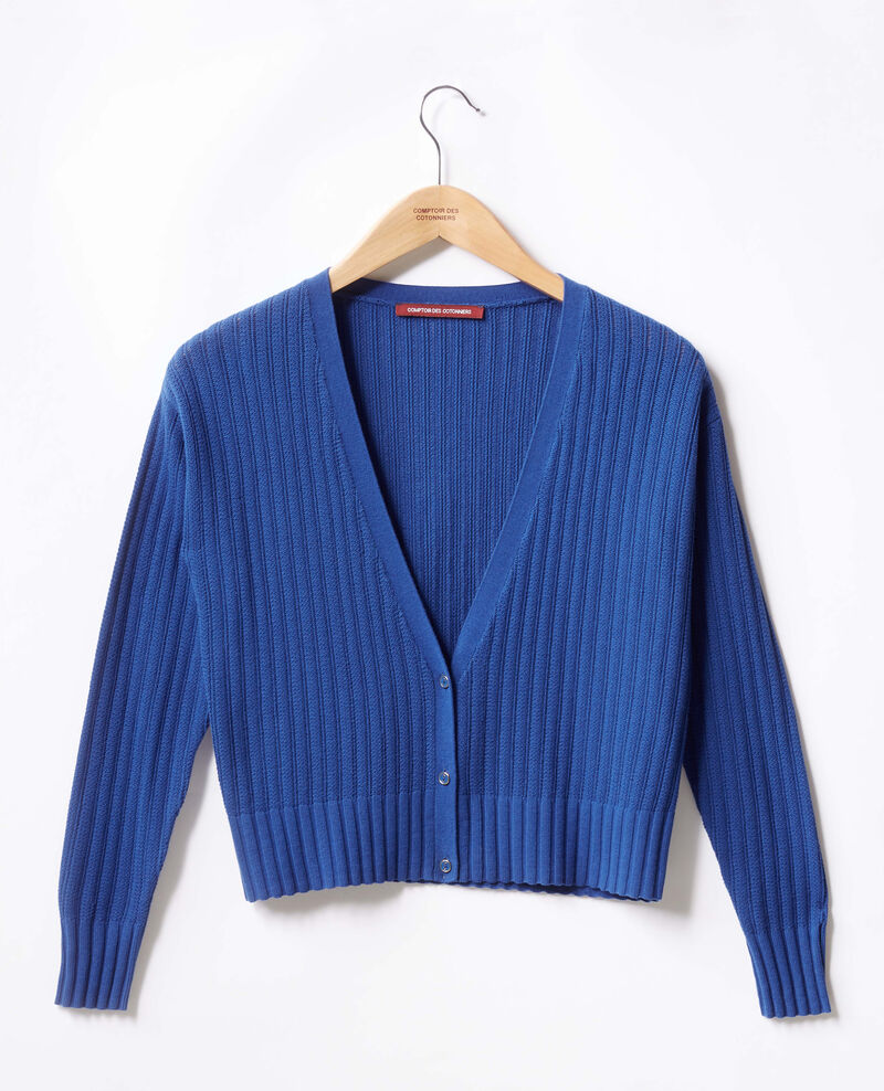 Short cardigan Ultramarine Fun