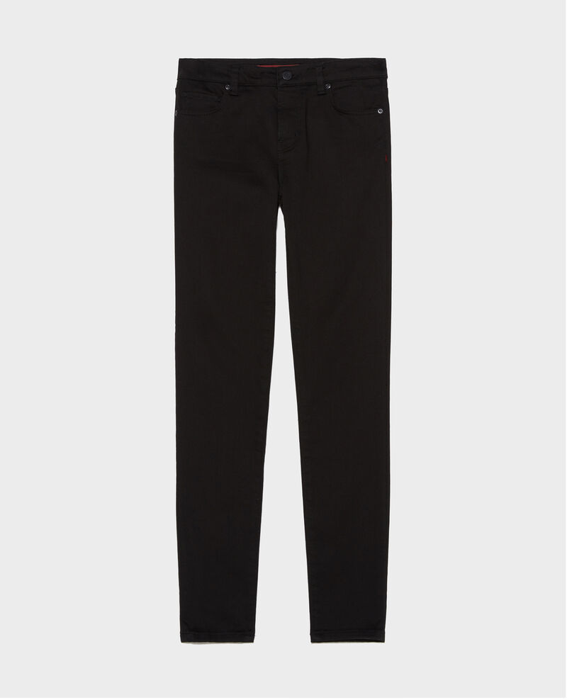 Fashion-fit jeans Noir Jani