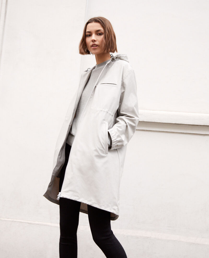 Light parka Light grey Ibis