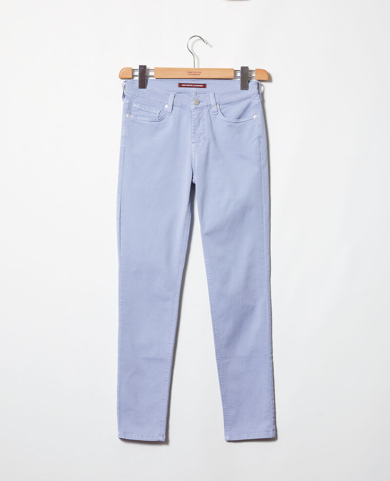 Skinny fit jeans Ribbon blue Ibonair