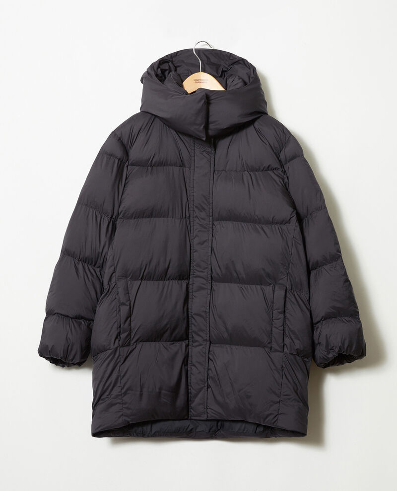 Extra large padded jacket Noir Joumper