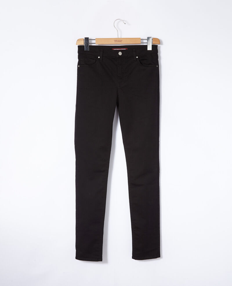 Slim fit jeans Black Goneto