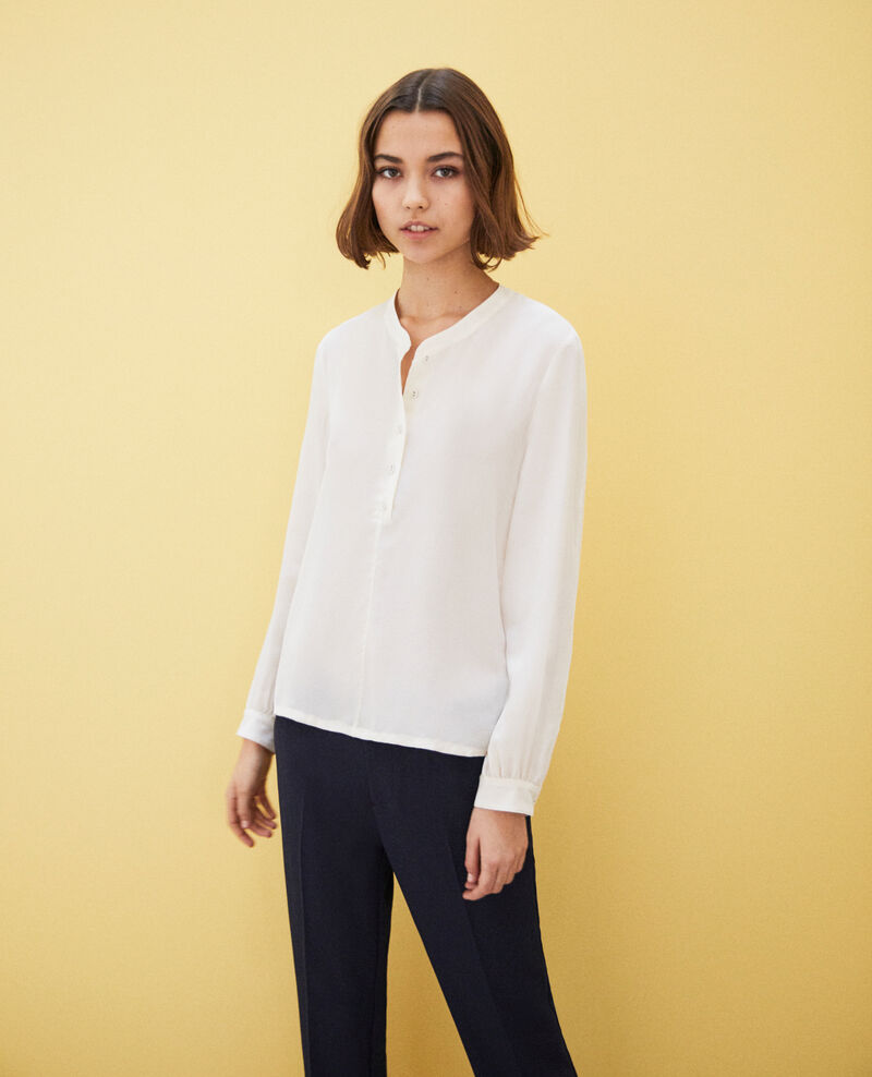 Loose tunic Off white Innocent