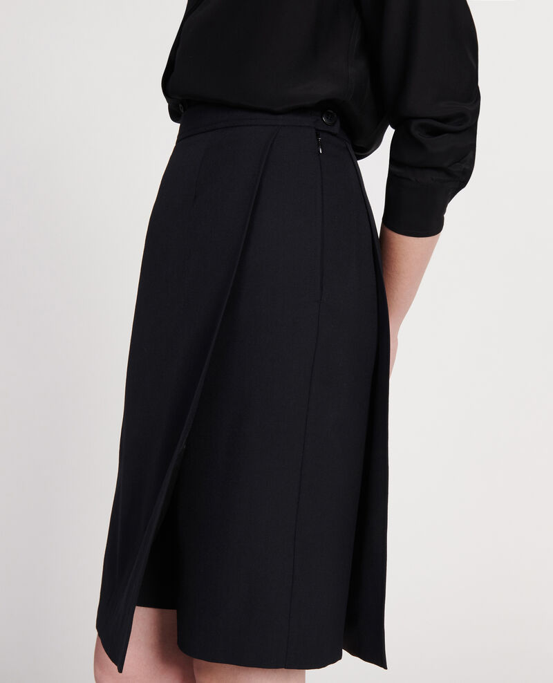 Bermuda skirt  Black beauty Lagley