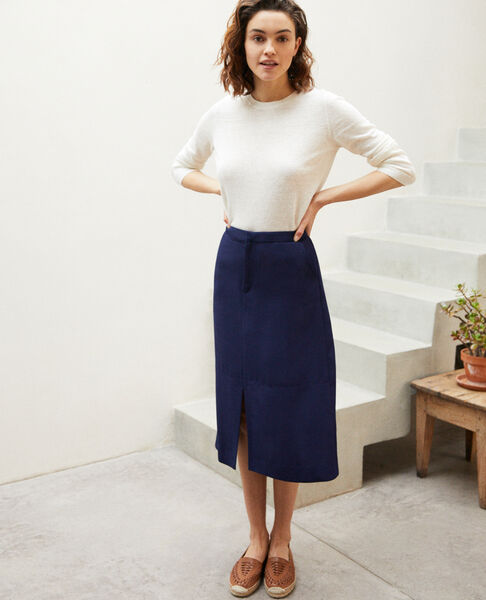 Comptoir des Cotonniers - Skirt with slit - 2