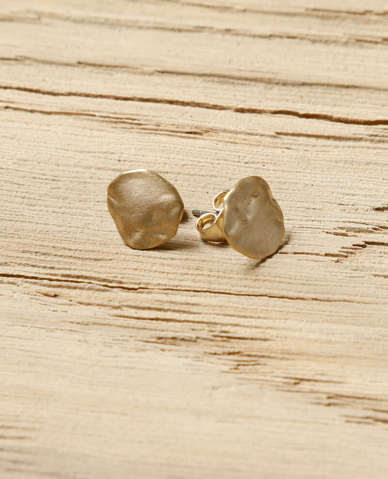 Small earrings Gold Gianna