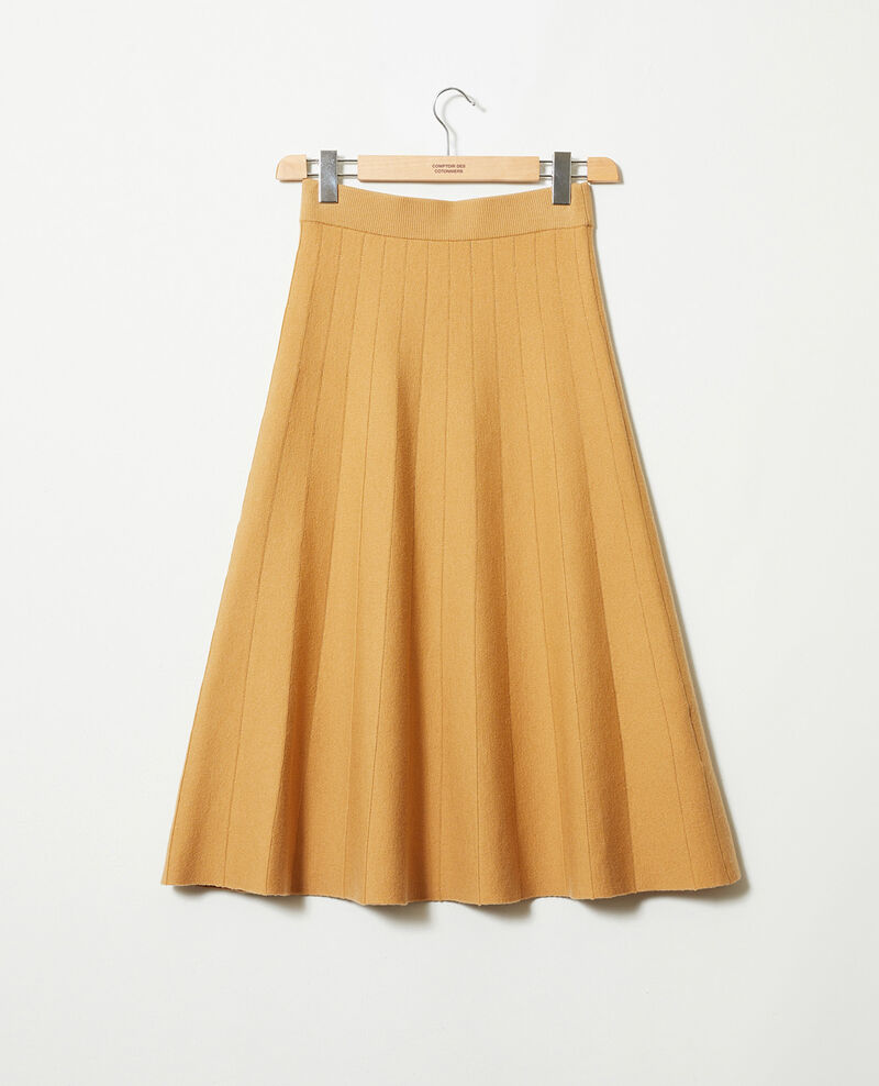 Flared skirt Iced coffee Jonsieur