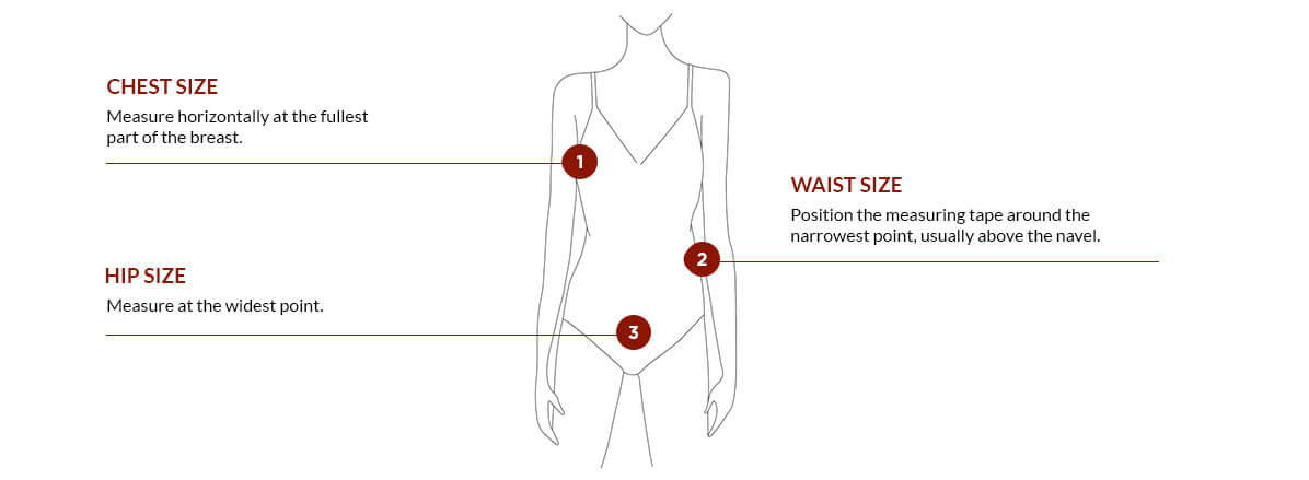 Size Guide - Women clothing