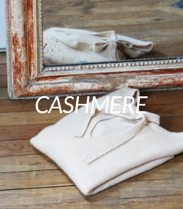 Tips for washing your clothes in Cashmere