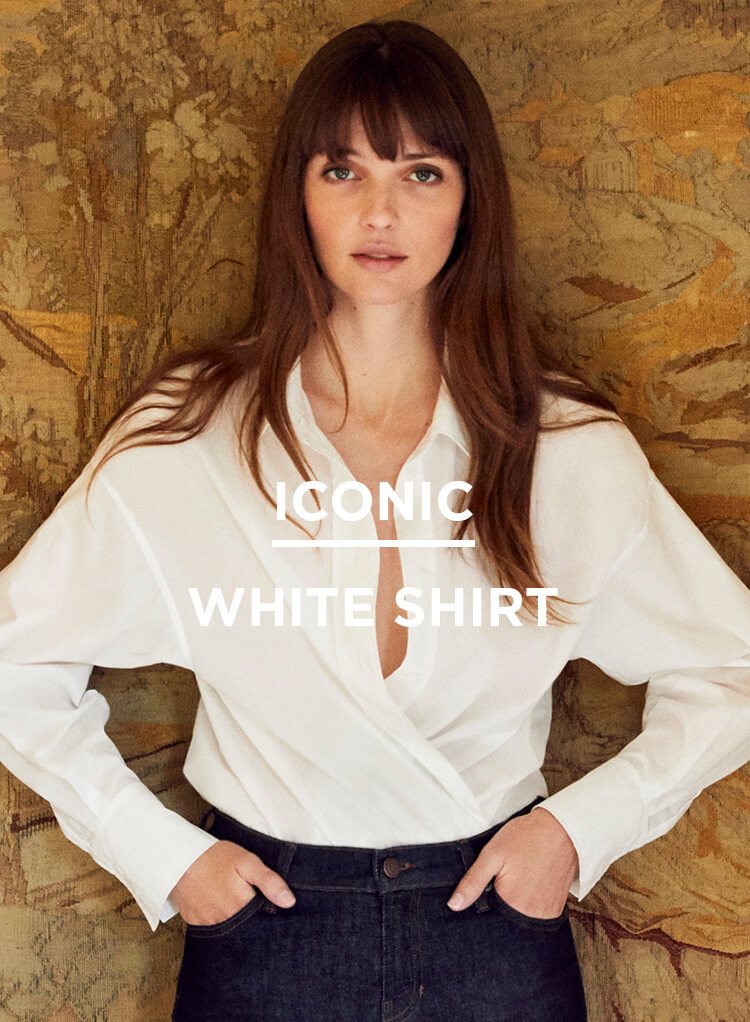 Iconic - White Shirt