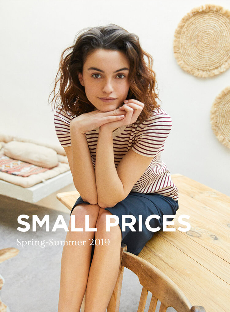 Small prices - Spring summer 2019