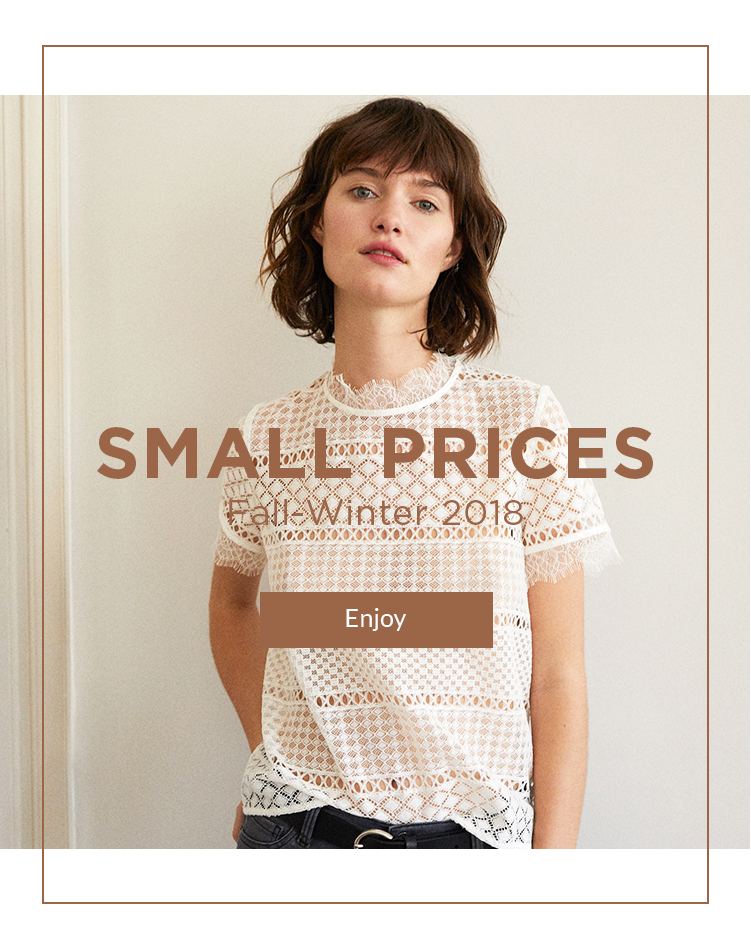 Small prices AW18