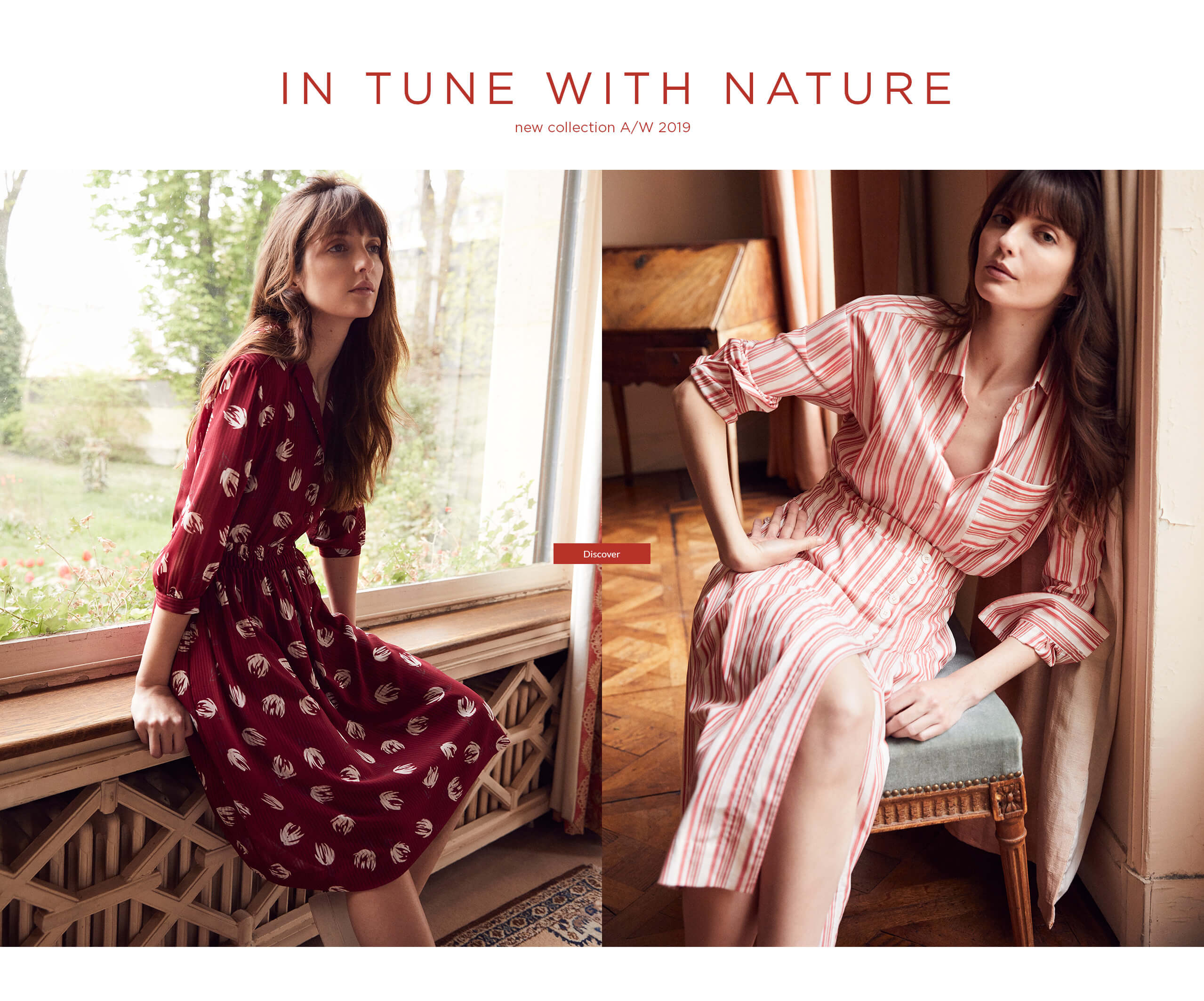 In Tune with Nature A/W 19