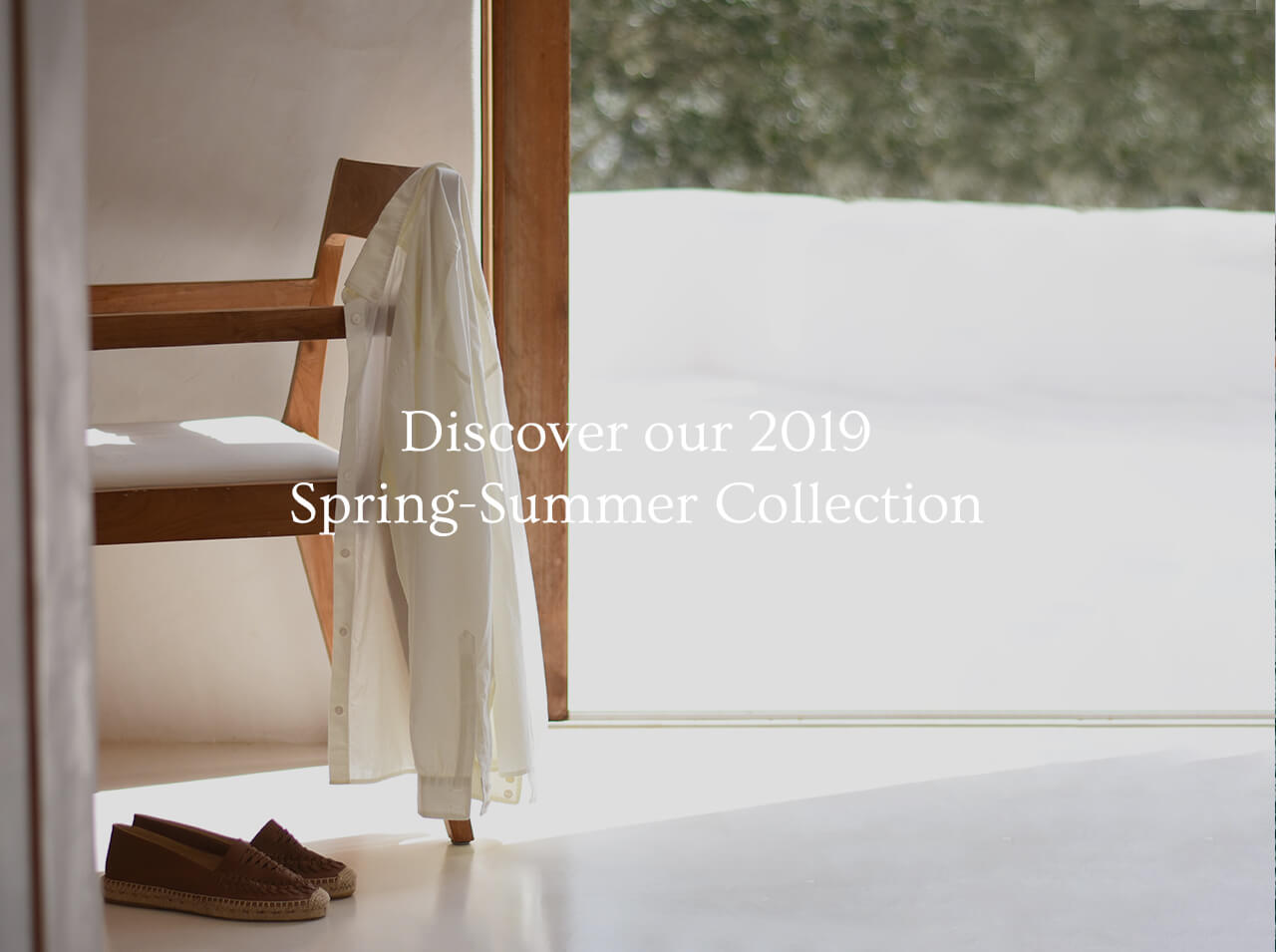 New collection SS19