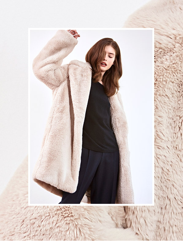 Look - Cashmere jumper, Trousers