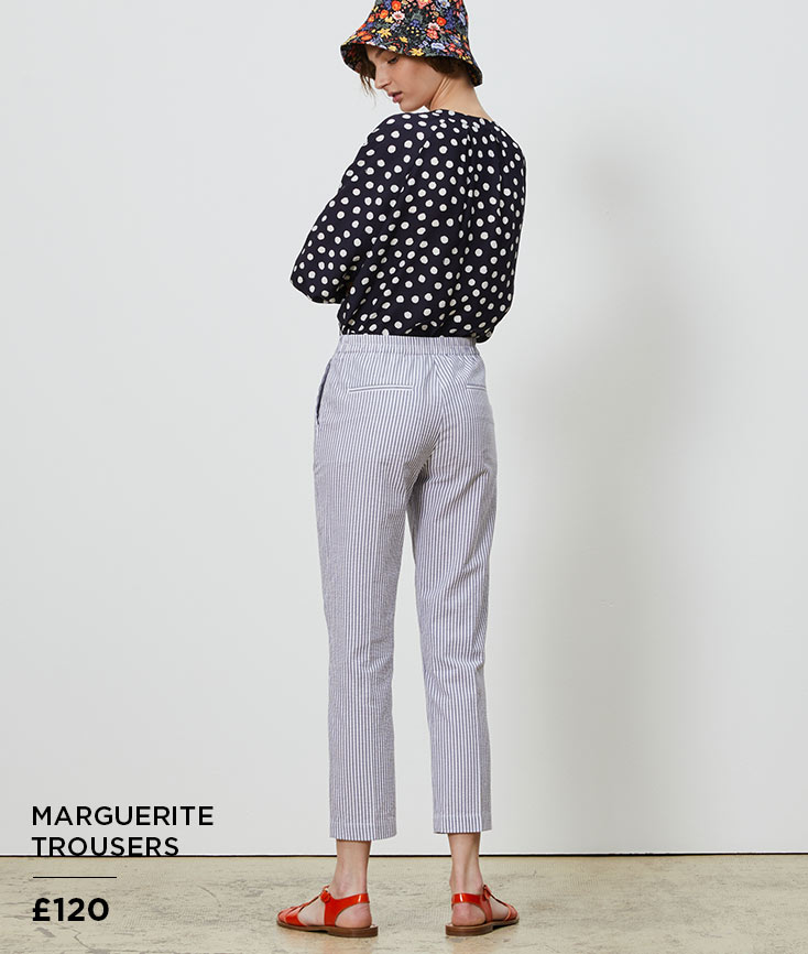Marguerite trousers