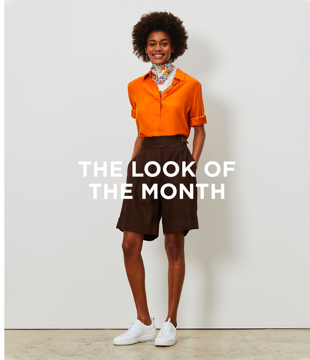 The look of the month - Desktop