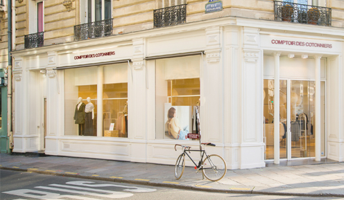 Boutique Paris