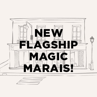 New Flagship Magic Marais